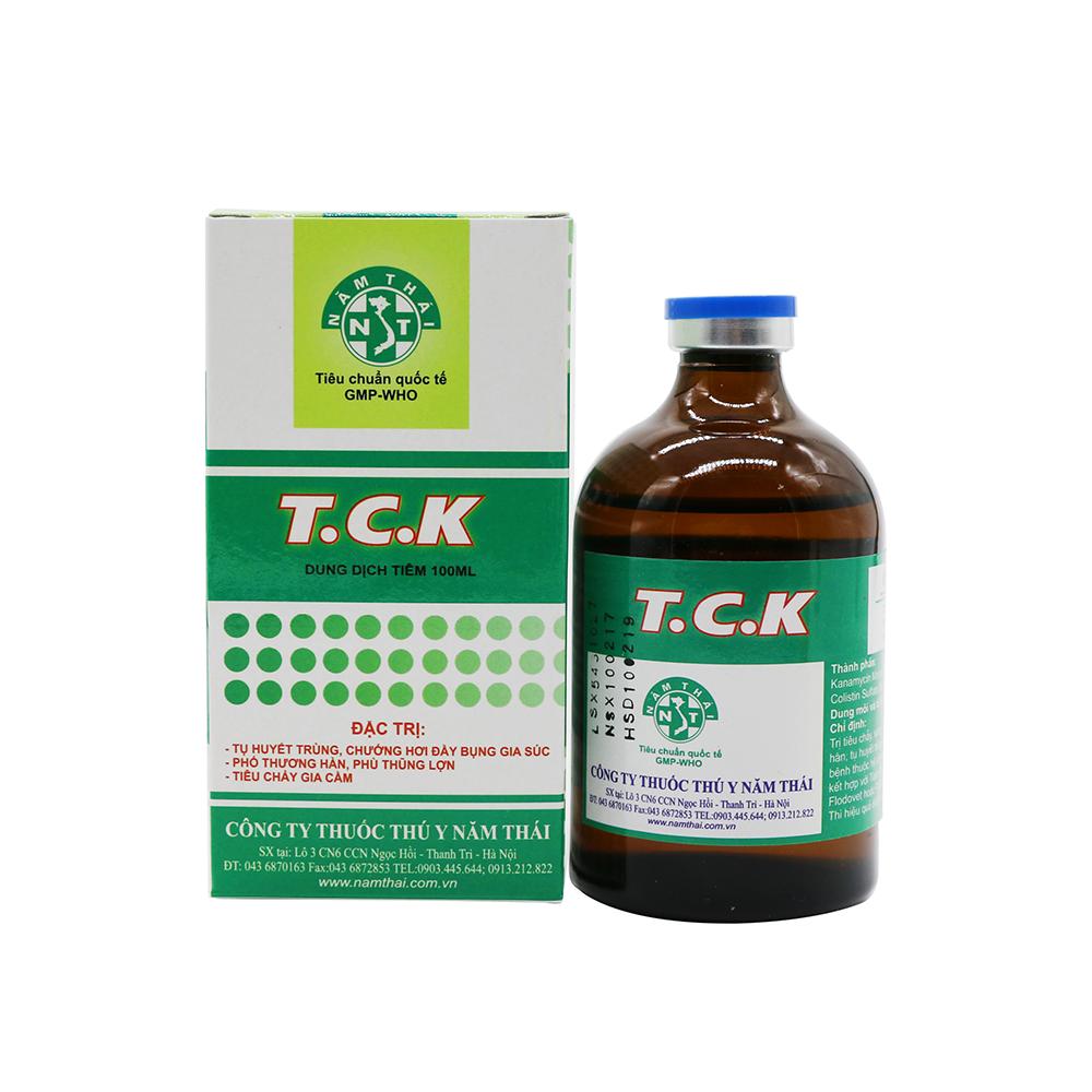 T.C.K 100ml