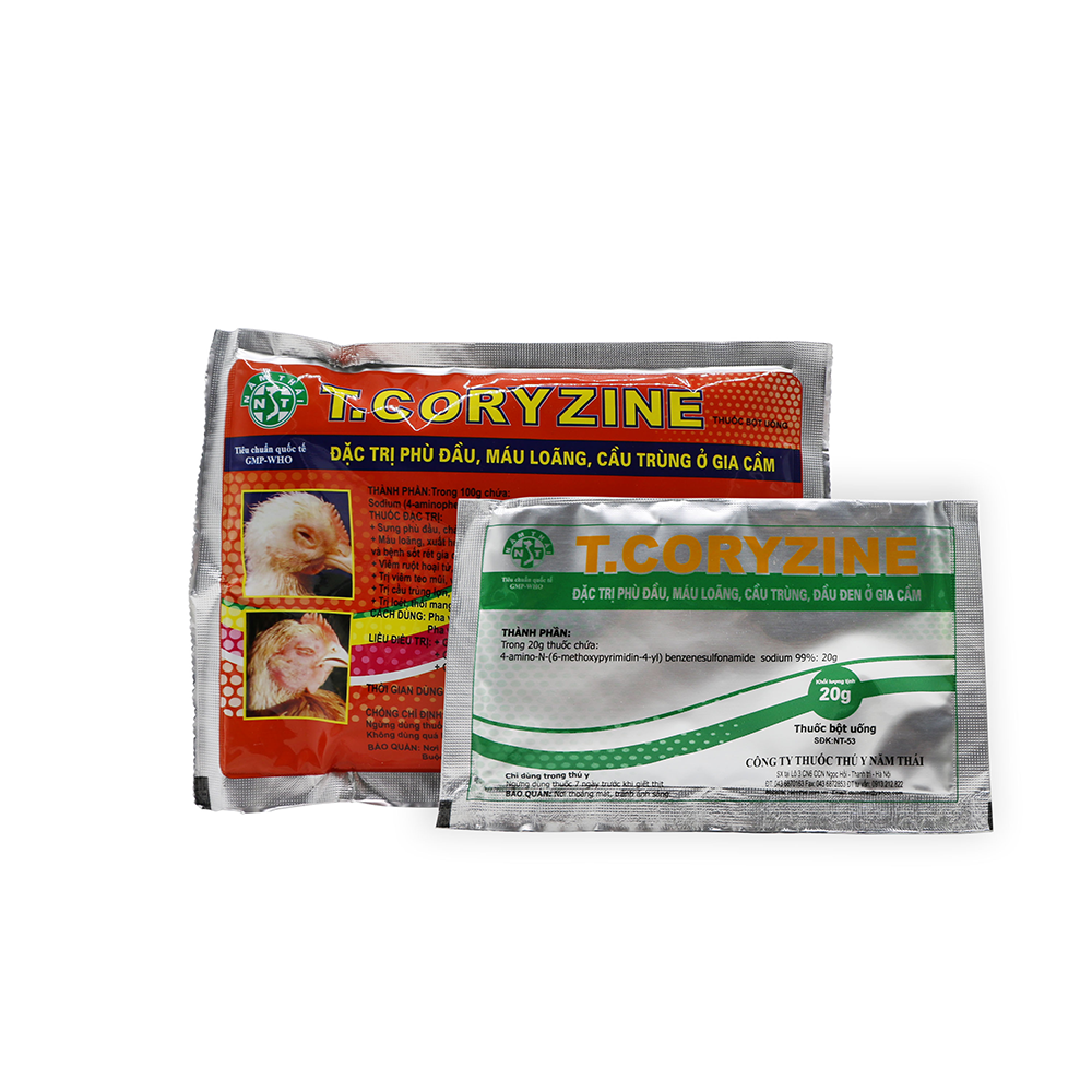 T.CORYZINE 100g