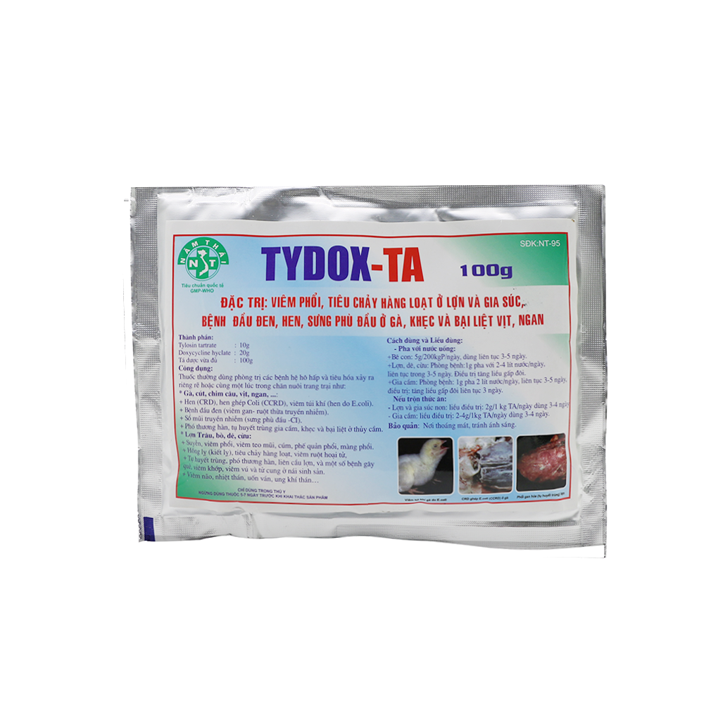 TYDOX -TA 100g