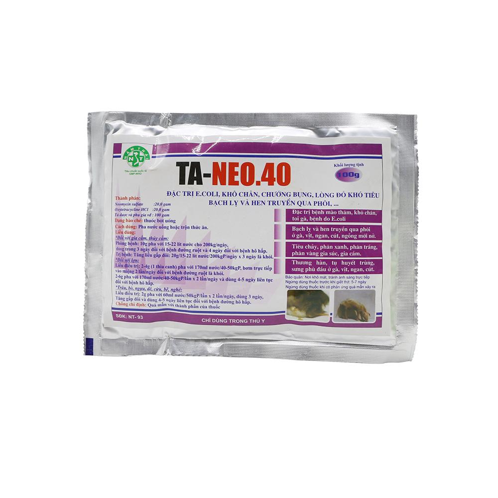 TA-NEO. 40 100g