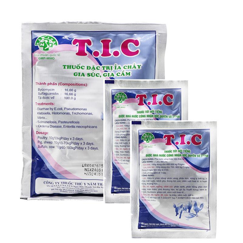 T.I.C 100g