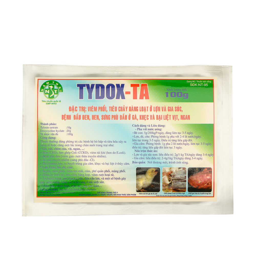 TYDOX -TA